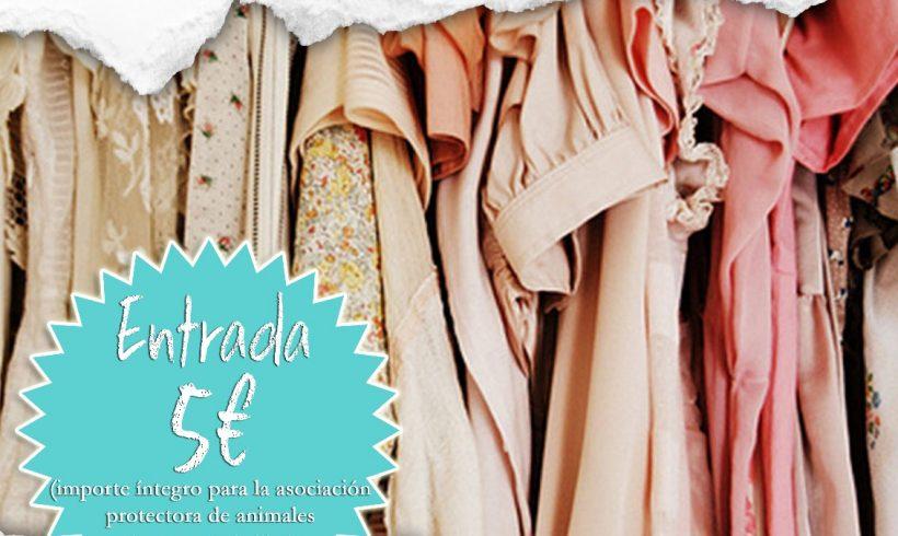 Segundo mercadillo de ropa a… ¡1 euro!