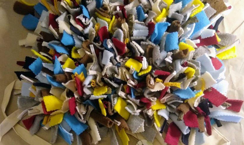 ¿Has probado nuestras alfombras olfativas hechas a mano?