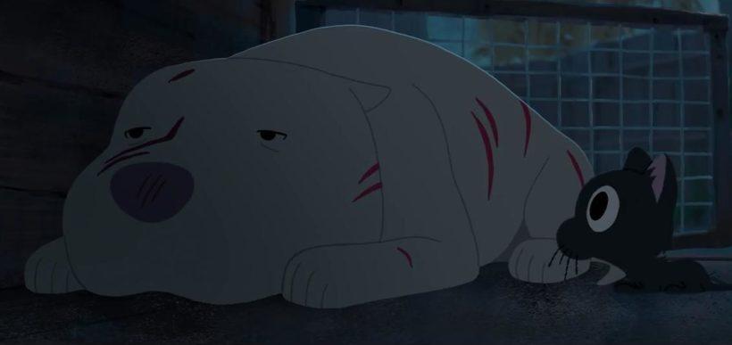 Kitbull, un corto de Pixar sobre el maltrato animal