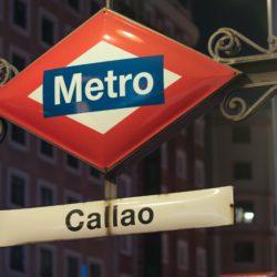 Viajar en metro con mi perro en Madrid