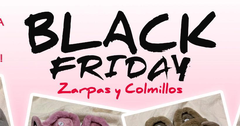 ¡Llega el Black Friday a Zarpas y colmillos!