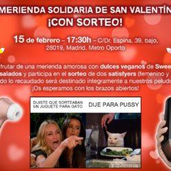 Llévate un amigo para toda la vida en el San Valentín de Zarpas