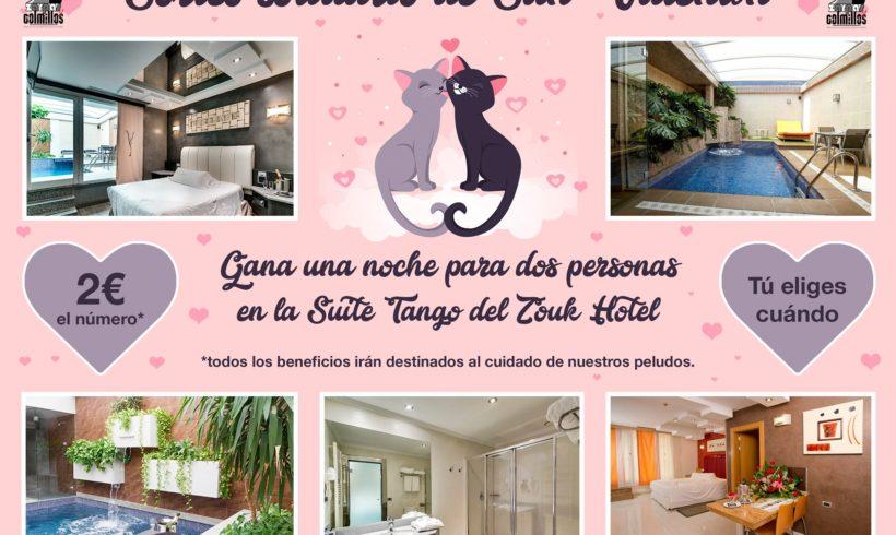 ¿Quieres dormir en el Hotel Zouk? Participa en nuestro sorteazo de San Valentín