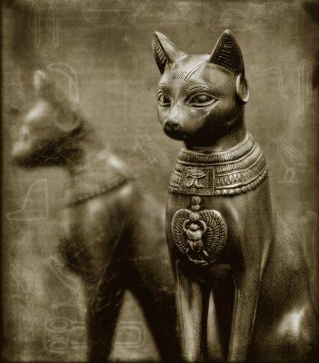 ¿Sabías lo importantes que eran los gatos en el Antiguo Egipto?