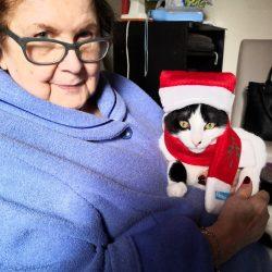 Experiencias de adoptantes. Mary Luz: «Deseo que todo el mundo ponga un peludín en su vida»