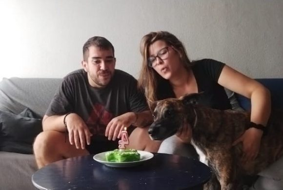 Experiencias de adoptantes. Aitor y Tania: «Creo que adoptar es lo mejor que hemos podido hacer»