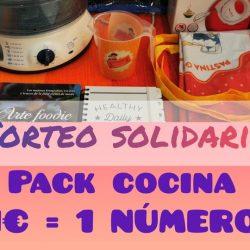 Sorteo Solidario Cocinillas